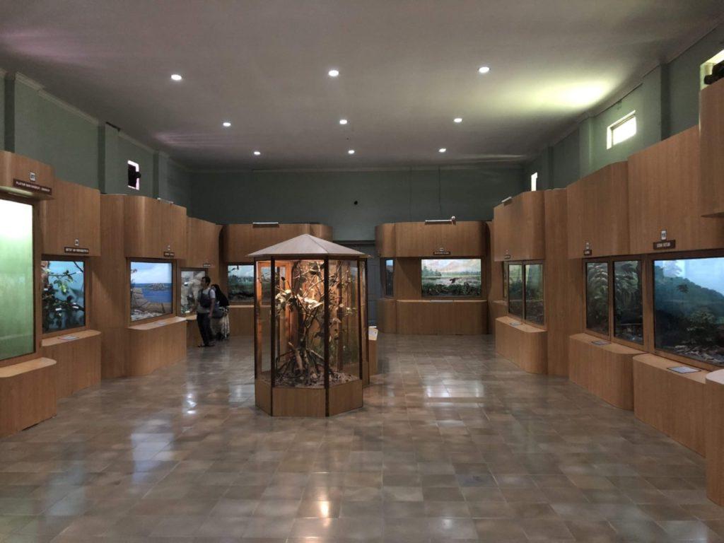 PINTU MASUK MUSEUM