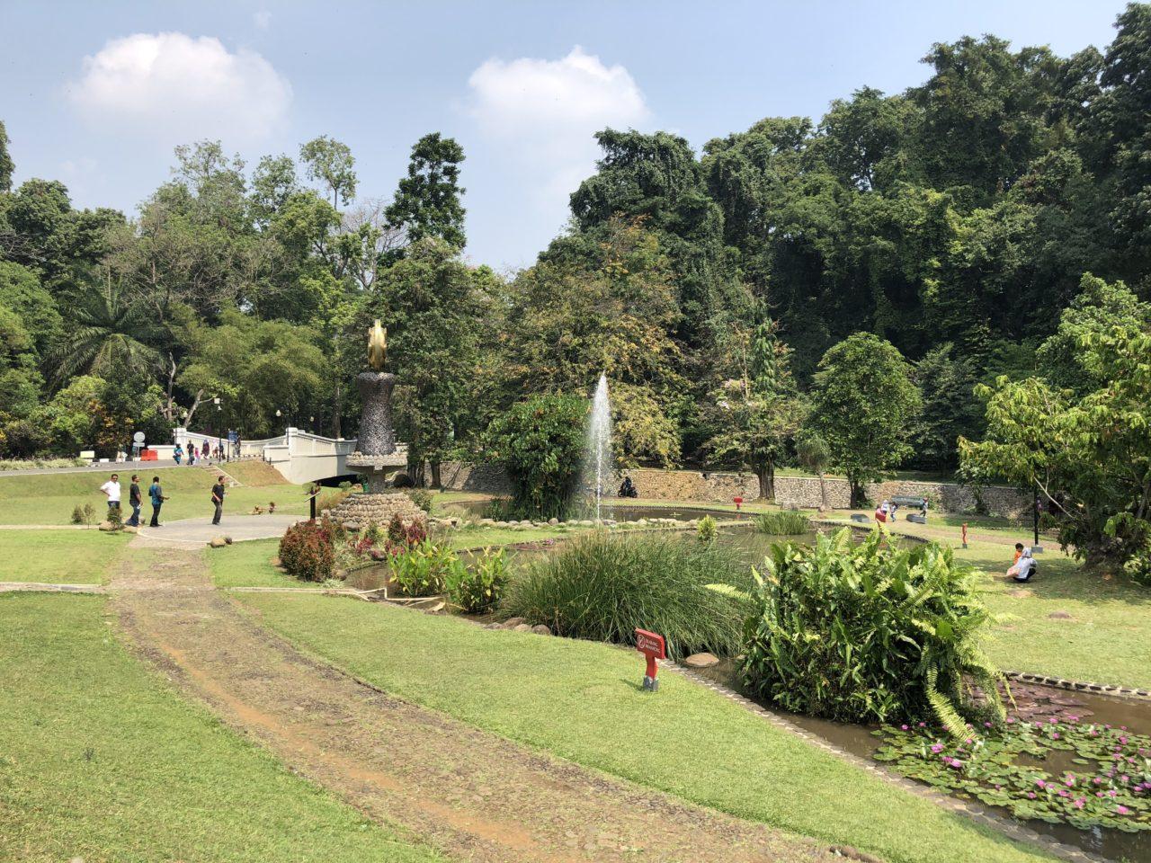 ボゴール植物園/Kebun Raya Bogor/Bogor Botanical Gardens