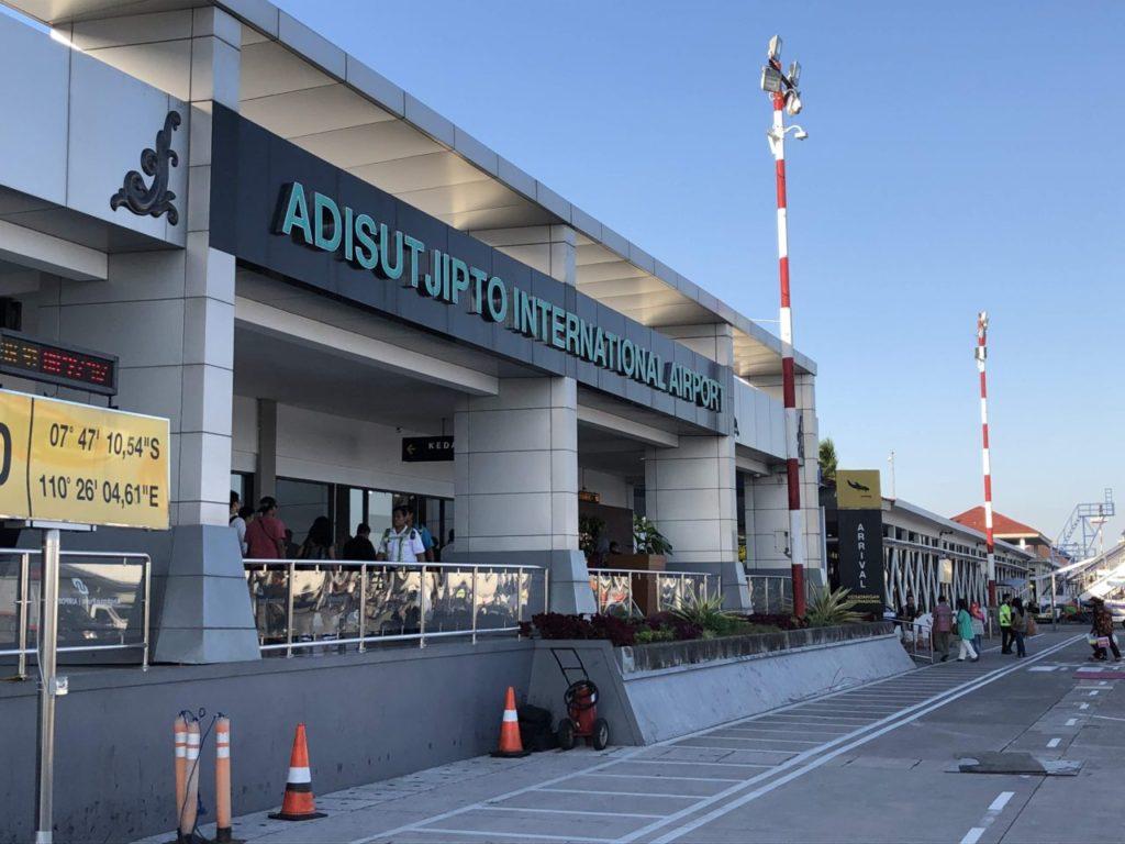 アジスチプト空港/Adisucipto International Airport
