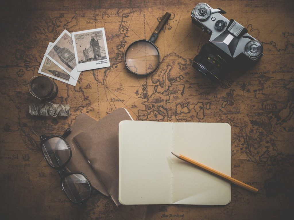 一人旅楽しみ方(事前調査と計画立て)