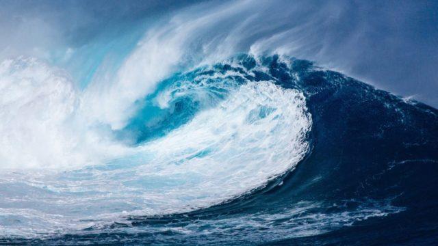 太平洋・大西洋・インド洋