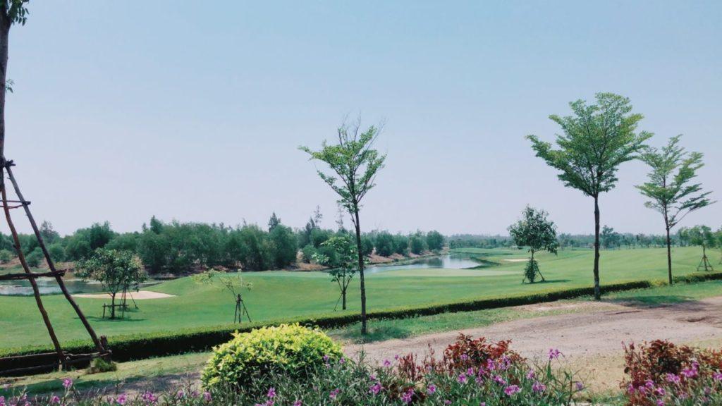 ロイヤルバンパインゴルフクラブ (Royal Bang Pain Golf Club)