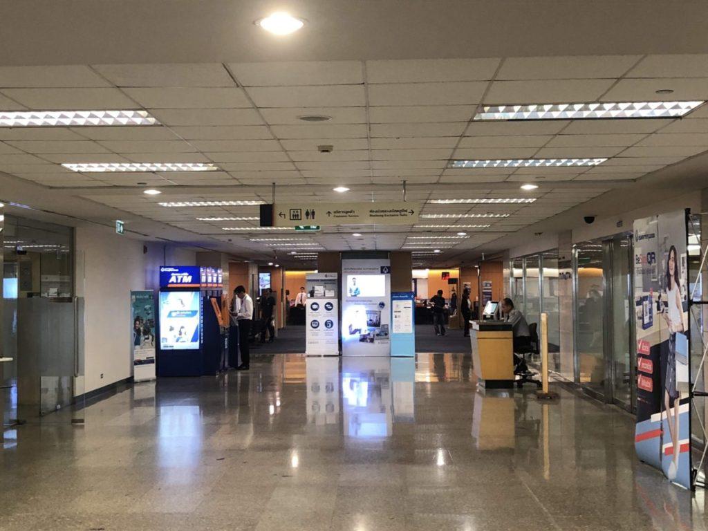 バンコク銀行日本語窓口