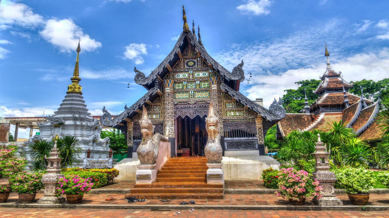 タイの面積