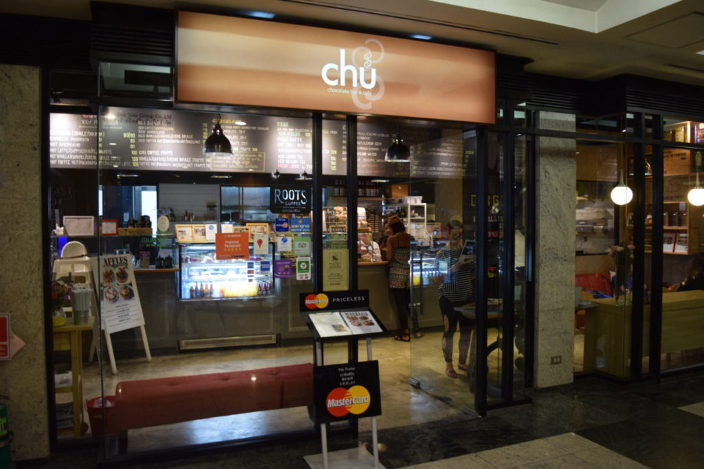 Chu Chocolate Bar & Café